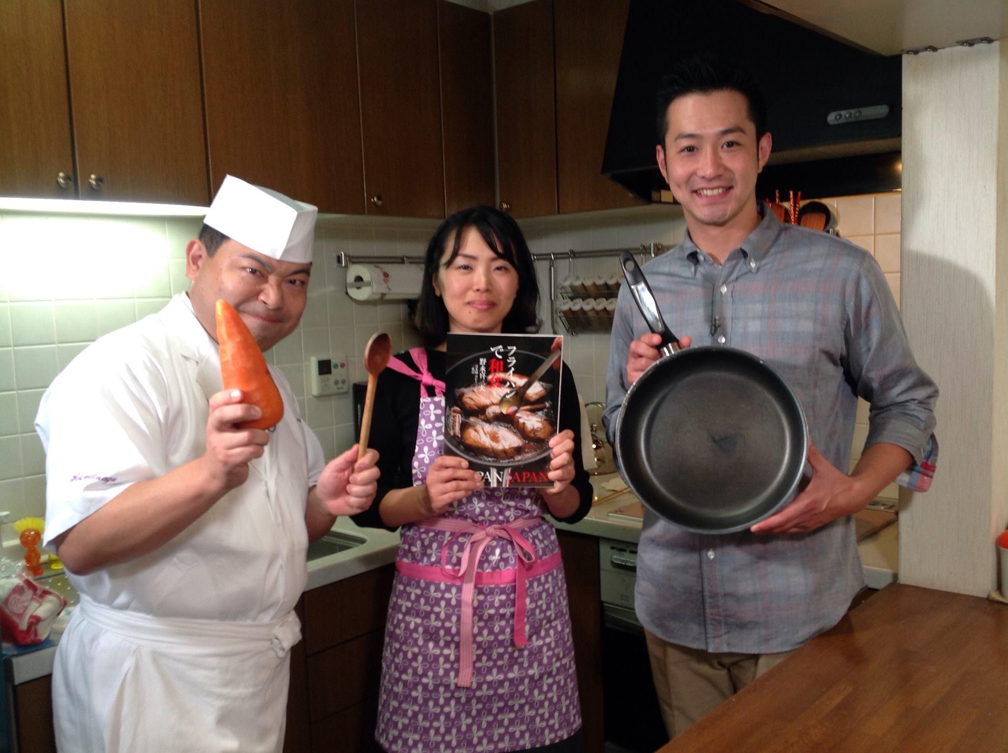 11月25日 NHK あさイチ スゴ技Q 定番・『肉じゃが』ワンランクアップ術で登場!